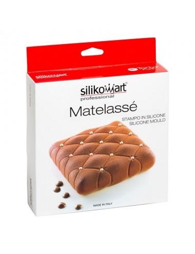 SILIKOMART MOULD - MATELASSE