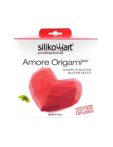 SILIKOMART MOULD - AMORE...