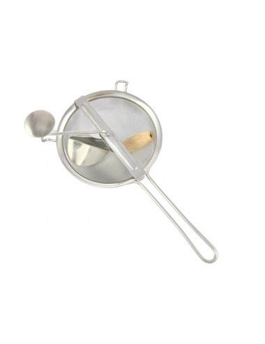 STAINLESS STEEL CURRANT STRAINER