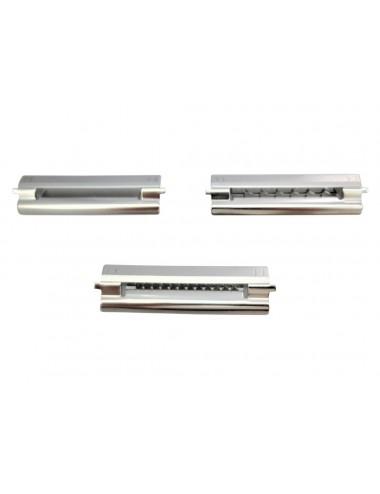 JULIENNE KNIFE - 3 INTERCHANGEABLE BLADES - STAINLESS STEEL
