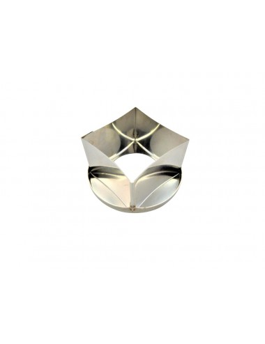STAINLESS STEEL CUTTER - SQUARE-SHAPED