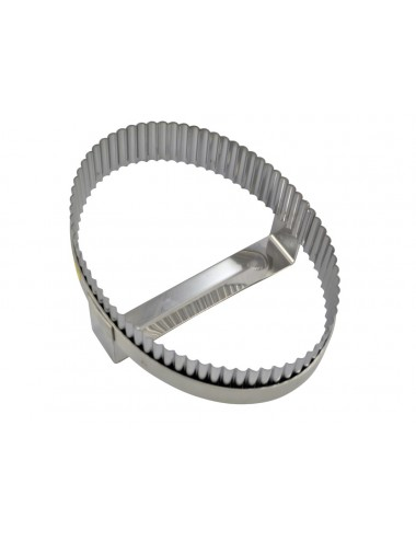 STAINLESS STEEL CUTTER - TURNOVER SHAPE