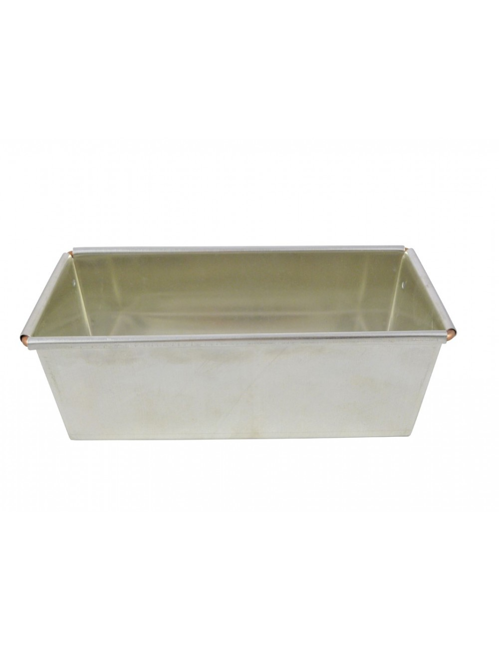 STRAIGHT CAKE MOULD - TINPLATE
