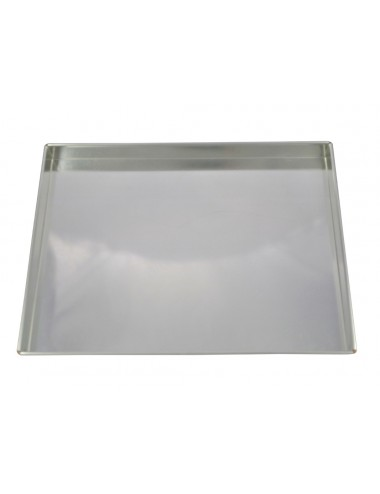 STRAIGHT GENOISE TRAY - TINPLATE