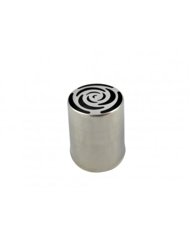 STAINLESS STEEL FLOWER DESIGN NOZZLE