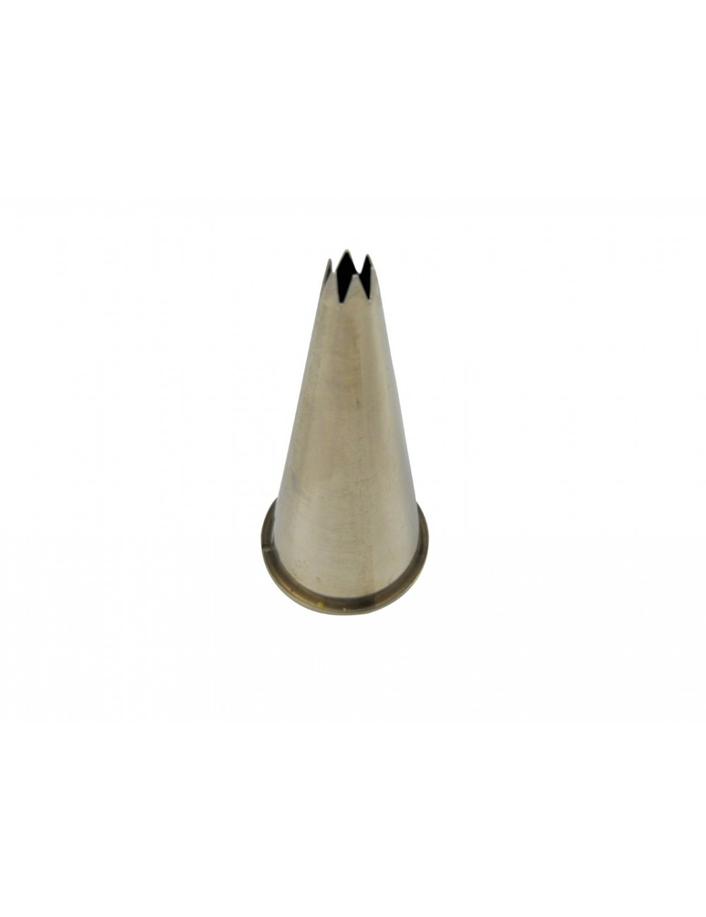 FLUTED NOZZLE D - STAINLESS STEEL