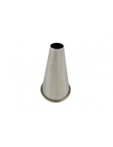 PLAIN NOZZLE - STAINLESS STEEL