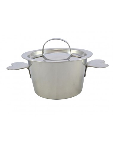 CHARLOTTE PAN - STAINLESS STEEL