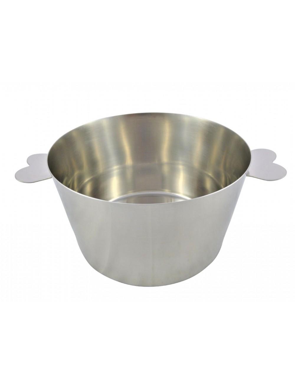 CHARLOTTE PAN - STAINLESS STEEL
