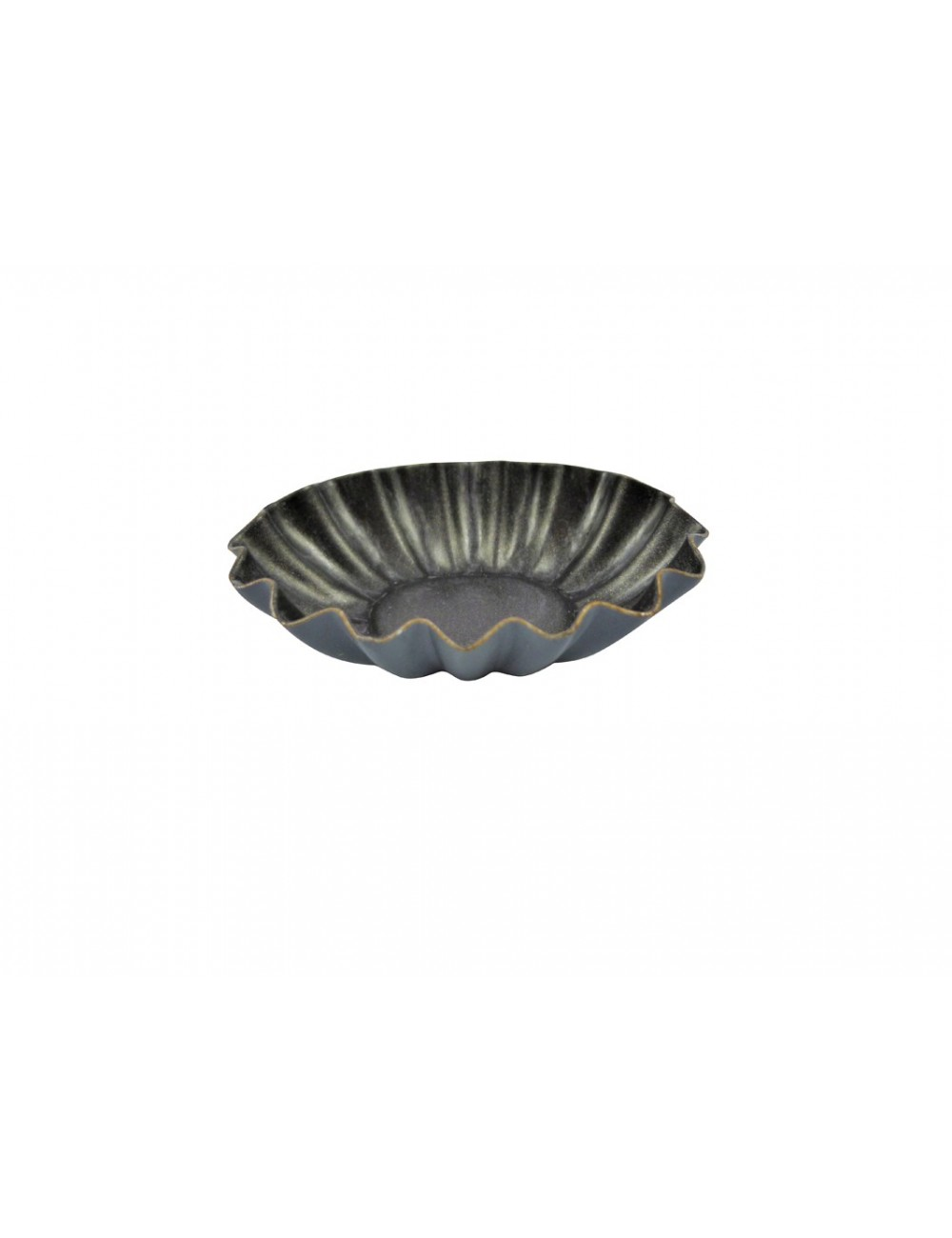 FLUTED OVAL PETIT FOUR
