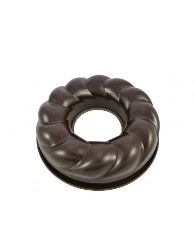 NON-STICK TWIST SAVARIN - DIAMETER 22 CM
