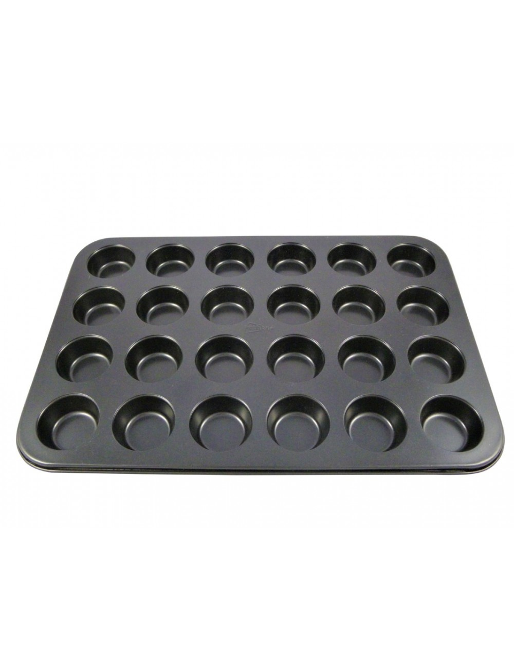 24-CAVITY MINI MUFFIN TIN - NON-STICK