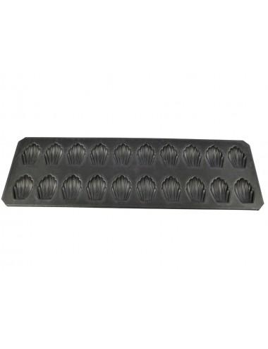PLAQUE 20 MADELEINETTES - EXOPAN - Longueur 4,2 cm