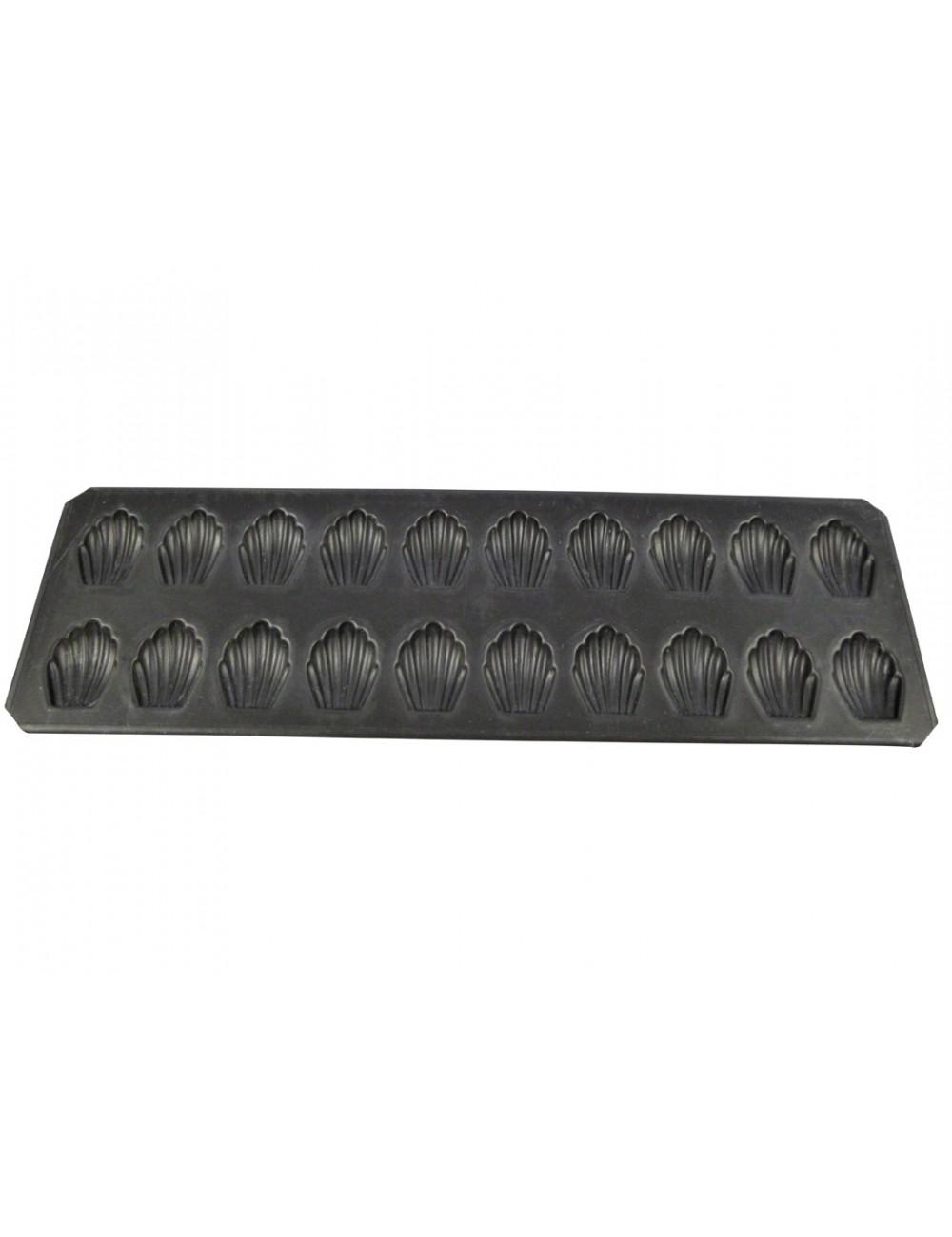 20 MADELEINETTES TIN - EXOPAN - Length 4,2 cm