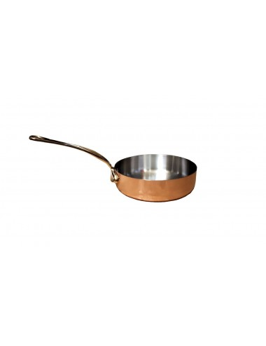 PLAT A SAUTER QUEUE BRONZE - SERVICE TABLE - CUPRINOX
