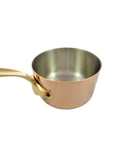 CASSEROLE QUEUE BRONZE - SERVICE TABLE - CUPRINOX