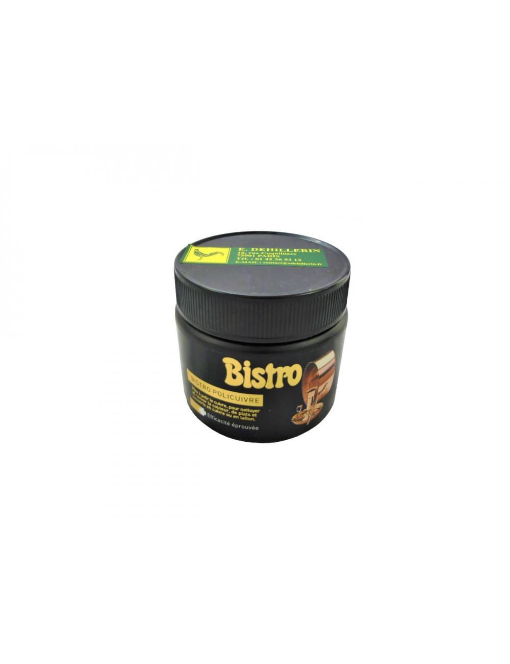 BISTRO COPPER CLEANING CREAM - SMALL SIZE
