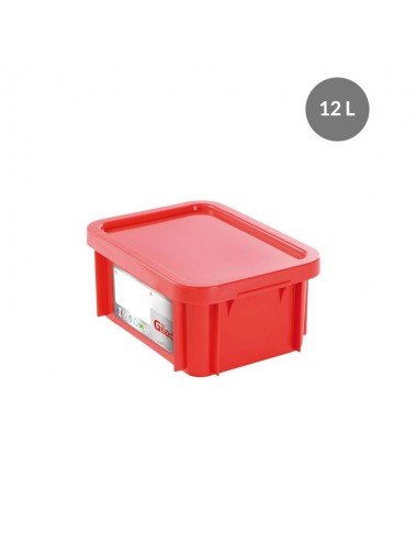 RECTANGULAR HACCP STORAGE CONTAINER - 12 L