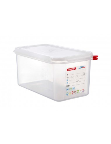 AIRTIGHT CONTAINER - GN 1/3 - Height 150 mm