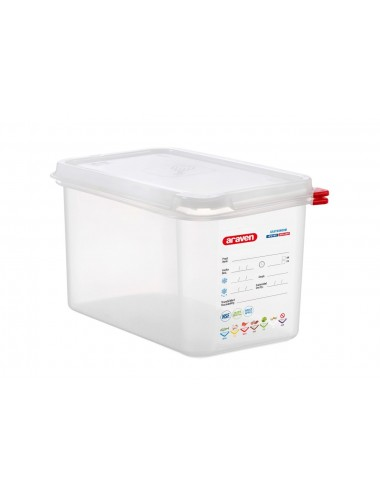 AIRTIGHT CONTAINER - GN 1/4 - Height 150 mm