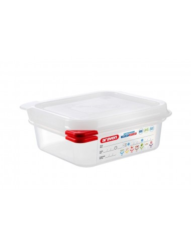 AIRTIGHT CONTAINER - GN 1/6 - Height 65 mm