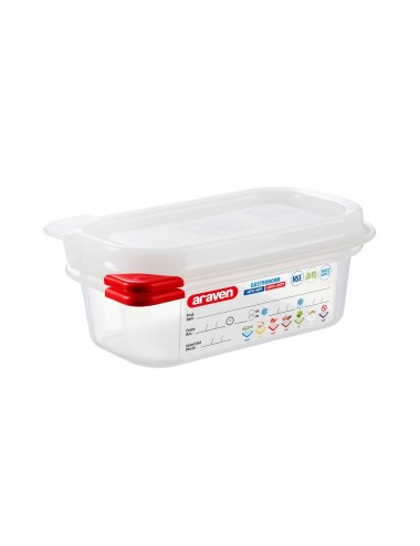 AIRTIGHT CONTAINER - GN 1/9 - Height 65 mm