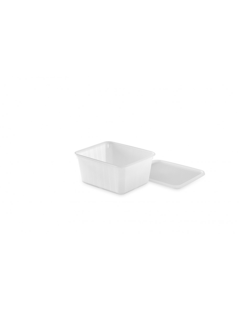 CARTY BOX - PLASTIC CONTAINER - 750 mL