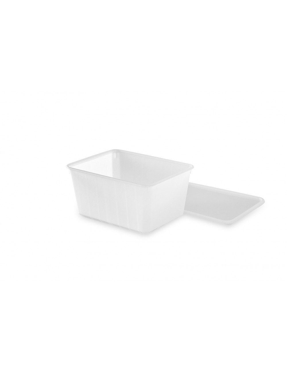 CARTY BOX - PLASTIC CONTAINER - 1800 mL