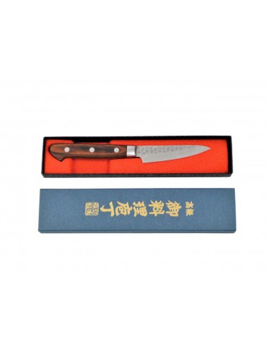 OURYU DAMASCU PARING KNIFE