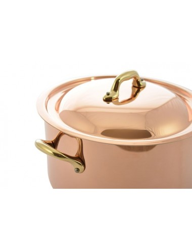 ROUND COCOTTE PAN WITH LID...