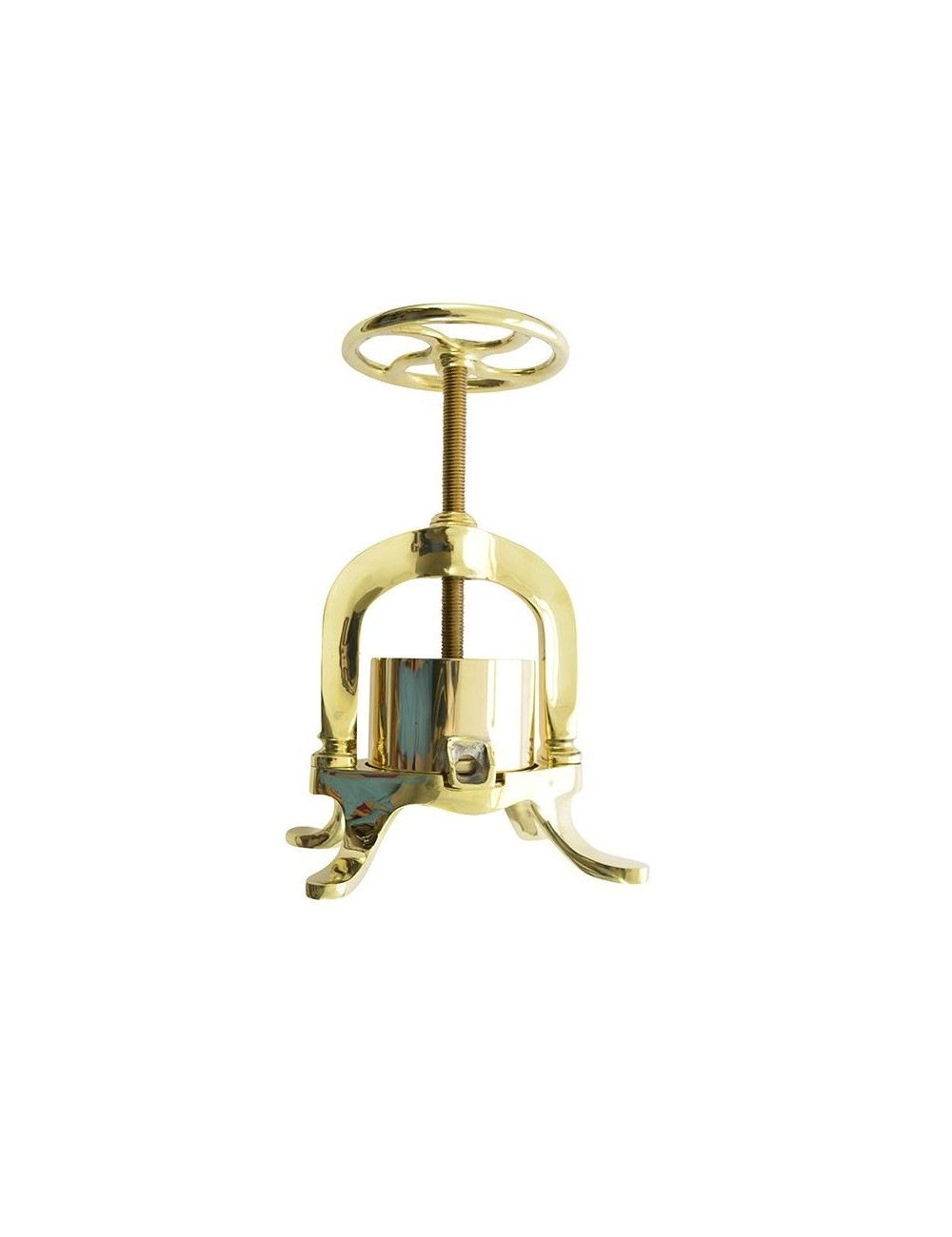 BRASS DUCK PRESS - SMALL MODEL