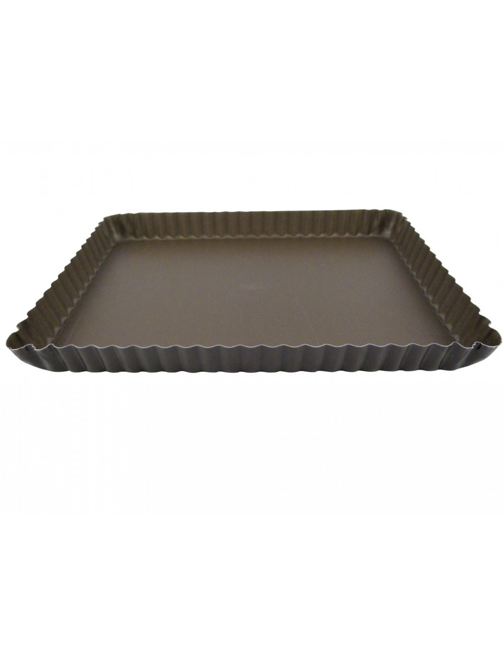 TOURTIERE RECTANGLE - FOND MOBILE - ANTI-ADHERENT
