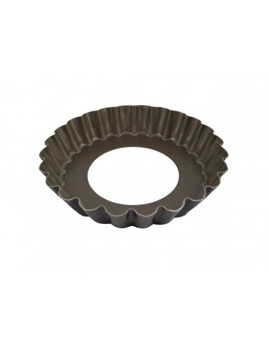 ROUND FLUTED TARTLET - LOOSE BOTTOM - NON-STICK