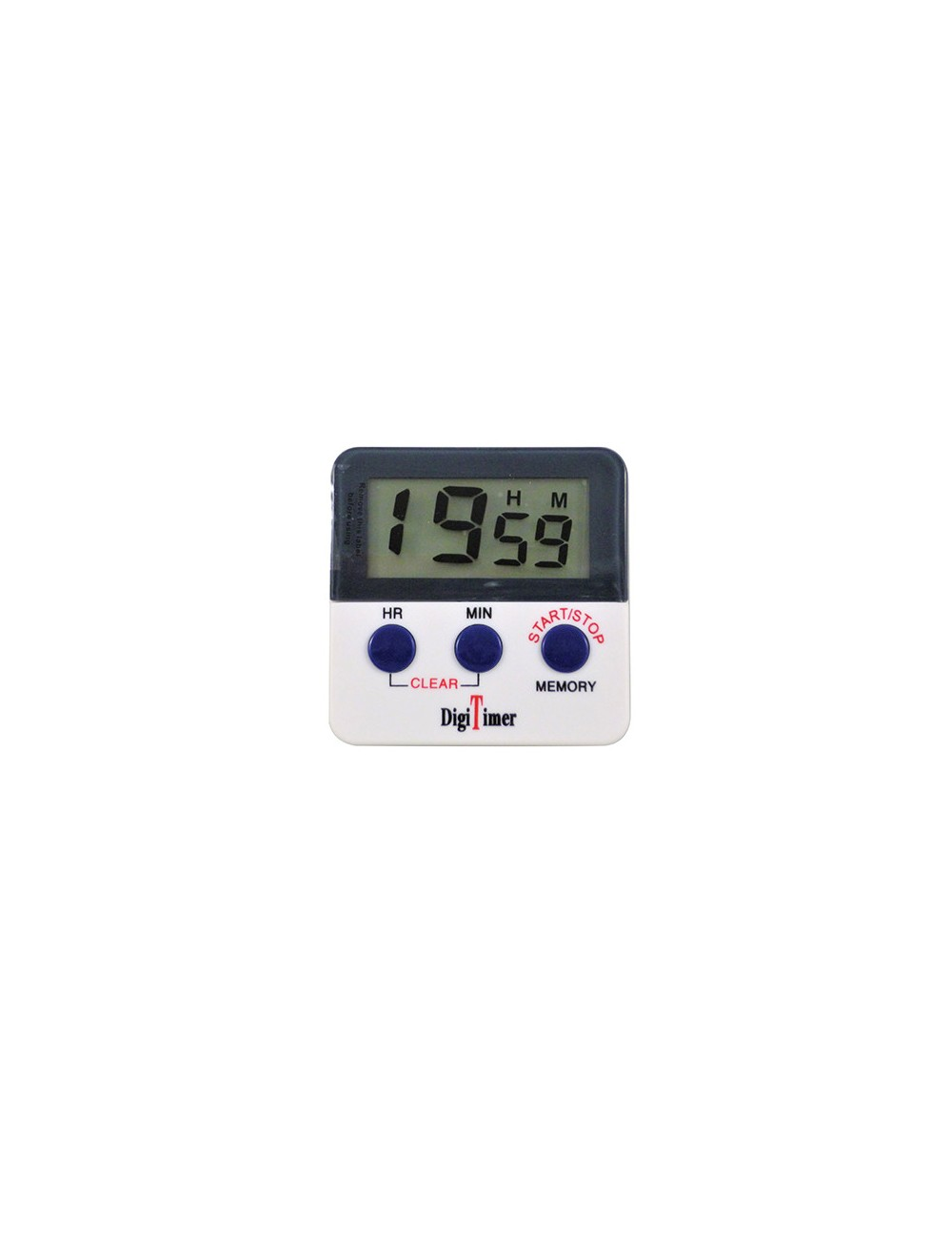 DIGITAL TIMER & STOPWATCH - 19H59M
