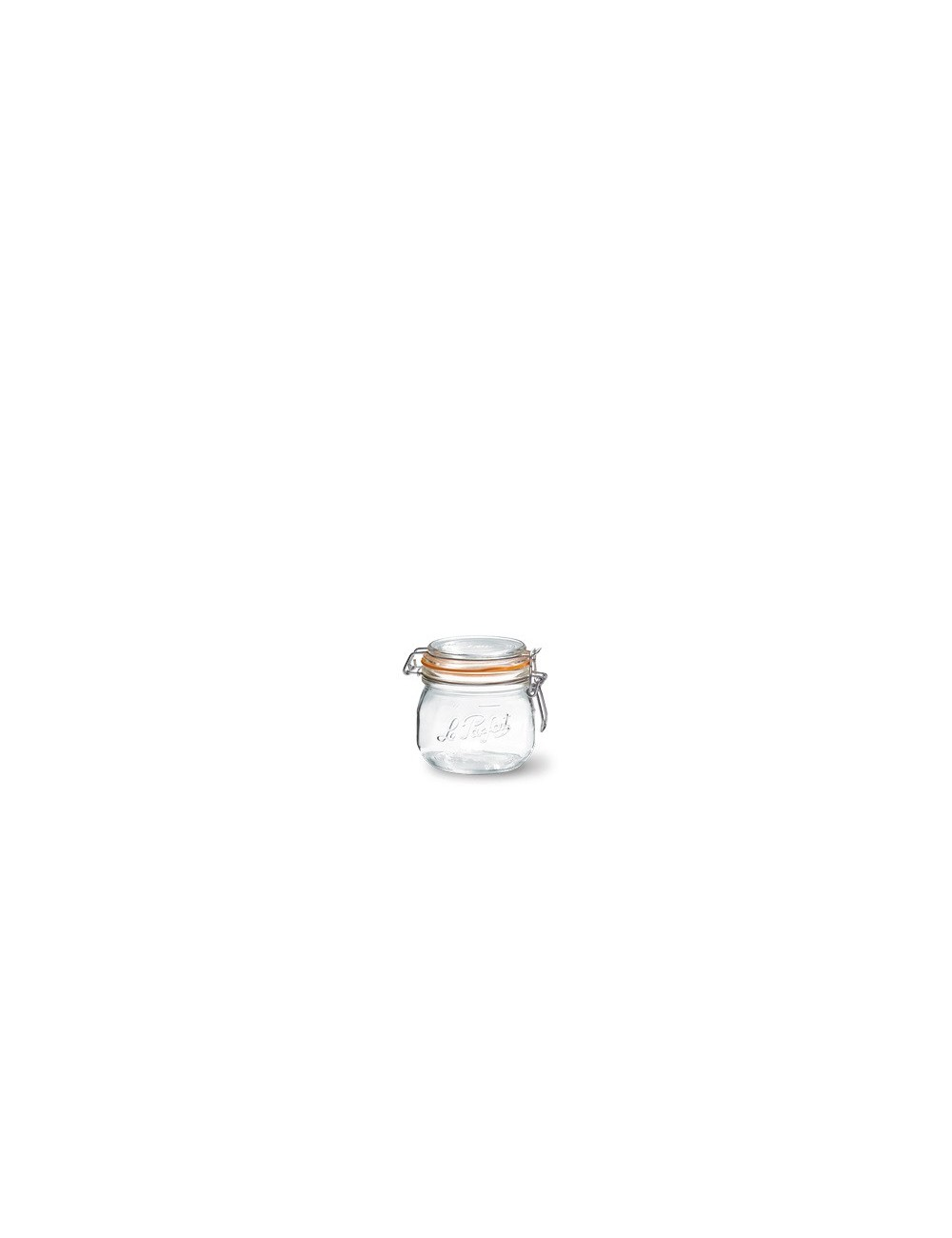 LE PARFAIT SUPER JAR 0,5L - Ø 85MM