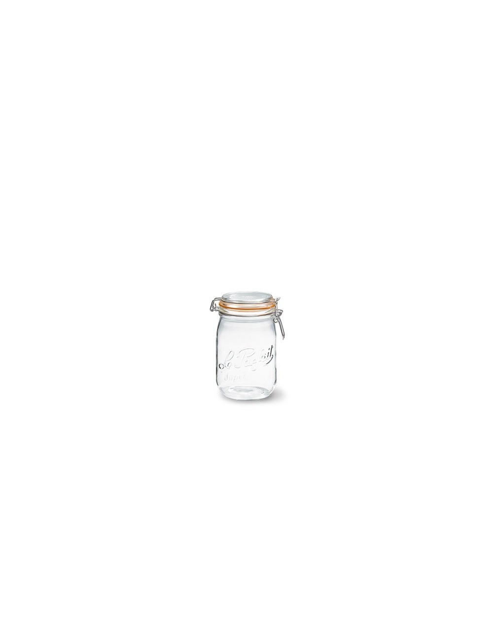LE PARFAIT SUPER JAR 1L - Ø 85MM