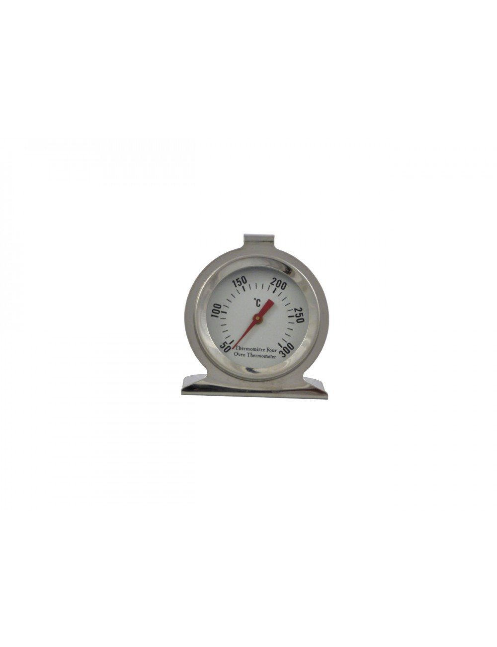 THERMOMETER FOR THE OVEN WITH NEEDLE AND DIAL