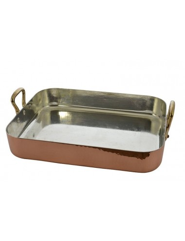 ROASTING PAN WITH FIXED...