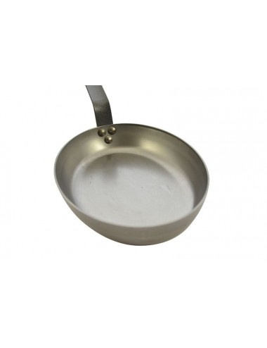 FISH FRYING PAN WITH STEEL...