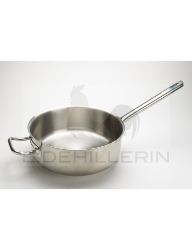 SAUTE PAN PRO IN S/STEEL