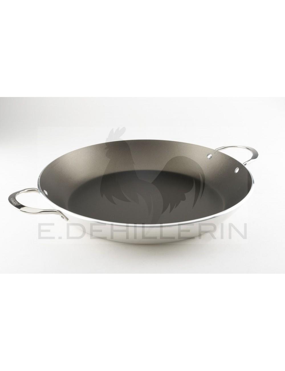 plat paella a anses choc d40 materiel de cuisson. Black Bedroom Furniture Sets. Home Design Ideas