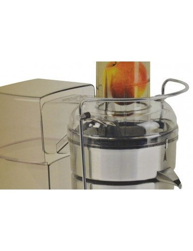 EXTRACTEUR JUS DE FRUIT INOX INDUCTION 26 CM
