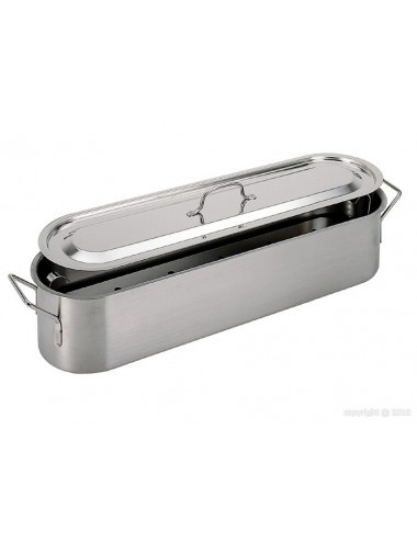 POISSONNIERE INOX