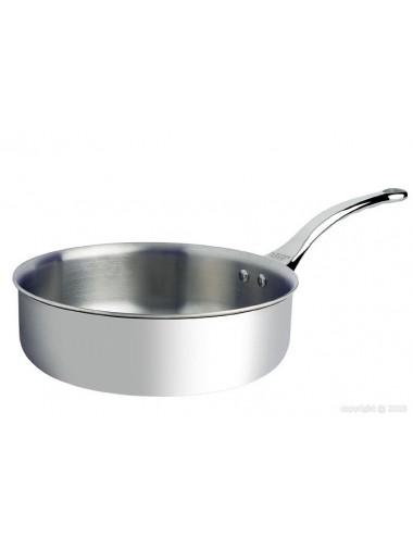 SAUTE PAN IN S/STEEL D24 -...