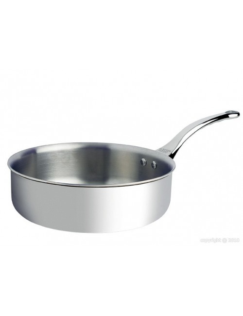 Saute Pan In S Steel D24 Affinity