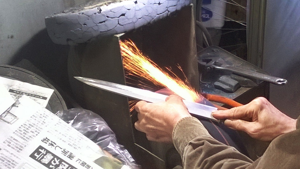 Behind the scene of Japanese handcrafted cutlery