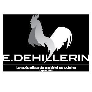 Logo dehillerin monochrome